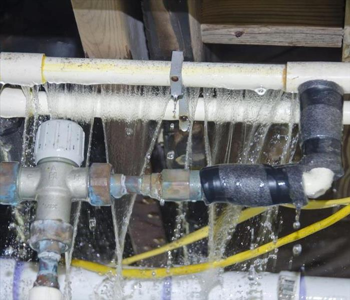 Water Damage What you need to know about winter water damage