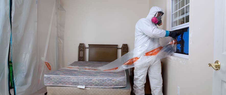 Louisville, KY biohazard cleaning